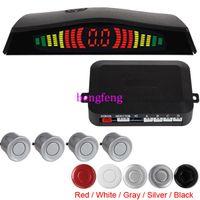 Wholesale High Quality amp Easy Installation Intelligent Digital LED Car Parking Sensor System with Sensors