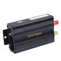 sim card vehicle gps tracker - 3Pcs New Dual SIM Card Port GPRS GSM Vehicle Car GPS Tracker Real time Tracking Device Anti theft Alarm System Google Map A K887