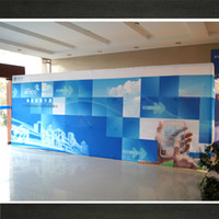 Wholesale Ft straight fabric pop up display advertising stand trade show equipments wall booth display