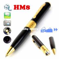 2G DVR (Digital Video Recorder) HM8 Details about HM8 Mini Spy Pen Video Recorder Hidden Pinhole Camera Camcorder DVR HD1280 X 960
