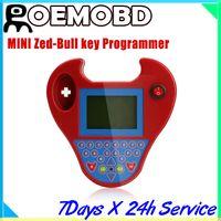 Wholesale MiNi ZED Bull ZEDBULL Key Programmer Tool SMART zed bull Top Rated