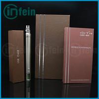Metal Yes EGO 30pcs Lot electron cigarette ego v v3 rechargeable battery (30*ego-v v 3)