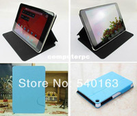amazon covers phone - Flip PU Leather Case Stand Cover For quot Ainol BW1 Numy G Phone Call MTK8389 Quad Core Tablet PC