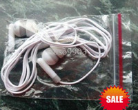 Wholesale Hot Sell New Fashion cute mm In Ear Earphone Headphone headset For MP3 MP4 cellphones Multi Colors DHL FEDEX
