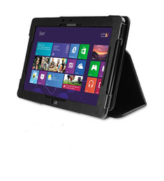 """Folio Flip Leather Case Stand Cover For Samsung ATIV Smart PC Pro XE700T1C 700T 11.6"""" win8 Tablet"""