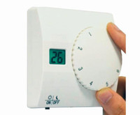 Wholesale Wireless LCD Display Digital Heating and Cooling Thermostat For Electric Gas Water Radiant