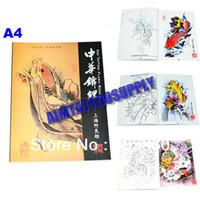 other pattern tattoo designs - New Design Tattoo Books A4 High Quality Tattoo Fashion pattern Tattoo Kits For Tattoo Art Hot Sale