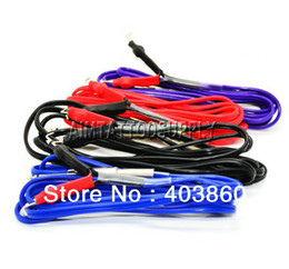 Wholesale Premium Silicon Tattoo clip cord no metal springs