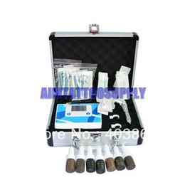Wholesale Pro Permanent Makeup Eyebrow Machine kit with makeup Pigment