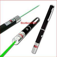 Wholesale Factory price laser pointer mw laser pen color light green laser pointer pens teacher pen beam light