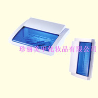 Plastic 0  Uv disinfection cabinet 9007 disinfection cabinet nail art tools towel sterilizer