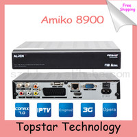 Yes Digital Yes 2014 Hot Sell Amiko SHD 8900 Alien 2 Linux &Enigma2 Dual Boot DVB-S2 HD Satellite Receiver Support 3G&Youtube IPTV