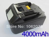 Wholesale New v Ah battery for Makita BL1830 BL1815 bl bl LXT400