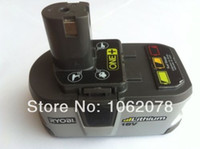 Wholesale Ninety percent new Genuine For Ryobi P104 v One High Capcity Battery WH