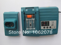 Wholesale Universal Power Tool Charger V For Makita Power Tool Battery DC7100 DC7112 DC9700 DC9710 DC18RA DC1412 DC1470 freeshipping