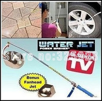 Wholesale Water Jet Power Washer with nozzles Garden car water gun Spary Jet Washing Solution