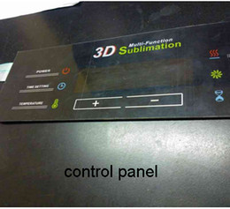 Wholesale control panel for D sublimation vacuum machine heat transfer Keyboard