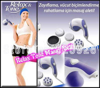 Wholesale Relax Tone Body Massager Professional Body Sculptor Massager Relax amp tone V V