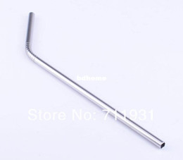 Wholesale Promotion Metal drinking straw stainless steel straw food grade