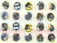 Wholesale 2014 New arrival Sheets mm Batman Buttons Pins Badges Party favor Kid s Gift