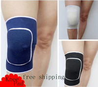 Wholesale Cotton Knee Pads Dance Basketball Volleyball Racing Protective Knee Pads Professional