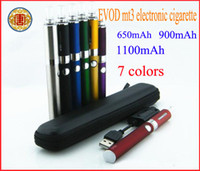 Evod Electronic cigarette kit with Evod e 650mah 900mah 1100...