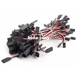 Wholesale 5X RC Servo Extension Cord Cable Wire mm Lead JR