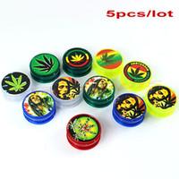 Wholesale BOB MARLEY amp LEAF RASTA Herbal Herb Tobacco Grinder Smoke Crusher Hand Muller