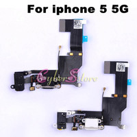 Wholesale For iphone G High Quality Dock Connector Charging Charger Port Flex Cable Ribbon Replacement For iphone G