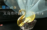 Favor Boxes Silver Metal New Arrive Plain swan wedding boxes sillver swan gift boxes