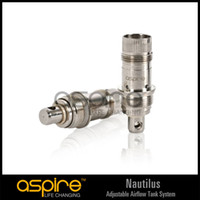Cheap CE/RoHS Aspire Nautilus Coil Best Bottom Dual Coils Aspire Nautilus Tank Clearomizer 1.8ohms Nautilus coil