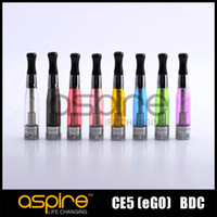 Cheap Replaceable Aspire CE5 Best Plastic 1.8ohm, 2.1ohm Aspire Atomizer