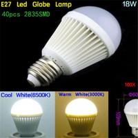 Globe lamp saving lamp - 100pcs New Globe lamp E27 Led Light W LED V V Led Lamp Energy Saving Lighting Spotlight