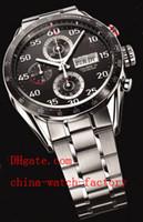 Men's mens luxury watch quartz - Luxury AAA Top Quality Wristwatch Calibre Stainless Steel Japan Quartz Chronograph Working Mens Watch Men s Watches