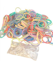 3 & 4 Years rainbow loom refill bands wholesale - Rainbow Loom Bands Rubber Bands Refill Jelly Bands With S Clips