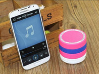 4.1 Universal Bluetooth speaker Sale! Free DHL Mini Camera Lens Super Bass Universal Bluetooth Speaker Wireless Speakers FM Radio TFCard Music Player For Tablets Phones MP3