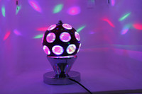 Wholesale LY599B Crystal LED Magic Ball LED Effect Stage Lights For Party Disco DJ Bar Hot Sale
