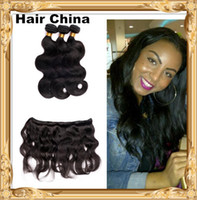 Wholesale Cheapest Bundles Human Hair Weave quot quot A High Quality Brazilian Virgin Hair Remy Hair very Soft No Shedding Can Dye Nautral Color