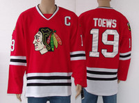 Wholesale Jonathan Toews Hockey Jerseys Blackhawks Hockey Wears Stanley Cup Winner Professional Hockey Apparel Top Quality Jerseys
