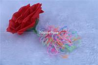 Cheap Unisex Clear Rainbow Loom bands Best 5-7 Years Multicolor  Rainbow Loom bands