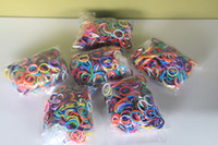5-7 Years Multicolor Silicone 100bags Hot Rainbow Loom Refill Bands Pack of 600 Glitter Style 1 Rubber Bands with 24 S or C New rubber bands
