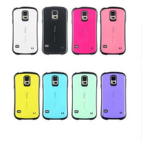 IFace Mall Case Anti shock Glossy Plastic Tpu Case For Samsu...