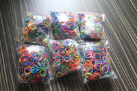 5-7 Years Multicolor Silicone Hot Rainbow Loom Refill Bands Pack of 600 Glitter Style 1 Rubber Bands with 24 S or C New rubber bands