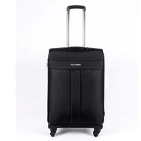 Wholesale 2014 new popular style Luggage bags D canvas material red purple black grey