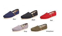 Wholesale New LOW CARBON SUMMER UNISEX FASHION LEISURE FLAT SHOES FOOTWEAR BLUE BLACK GRAY WINE