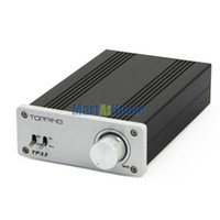 Wholesale TOPPING TP22 TK2050 AMP Tripath Class T AMP X30W Power Amplifier w Adapter DW034 SD