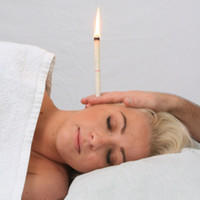 Wholesale Medical Ear Candle Treatment Fragrance Ear Candling Multi Colors Ear Candle Indiana Fragrance Therapy Candles