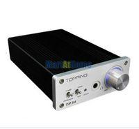 Wholesale TOPPING TP31TP Amplifier TA2024 Stereo Headphone Amp Tripath Bit KHz DAC DW037 SD