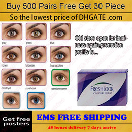 Wholesale Hot Event amp Party Supplies Freshlook Lenses Tone Lenses Contact Lenses Eyeglass Lenses Crizalt Free Get Propaganda Poster Ems Shipping