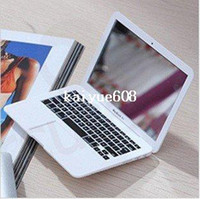 Wholesale Creative macbook air Makeup Mirrors Portable pocket cosmetic mirror BCY19